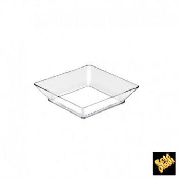 Vassoio Small Plate Trasparente 45 cc 25 pz per finger food