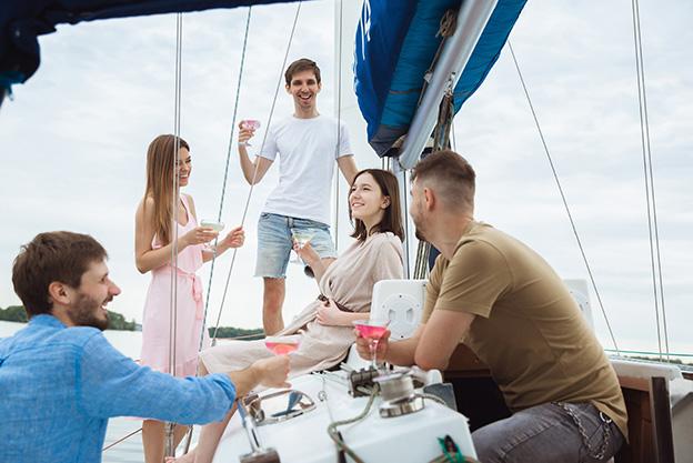 Come organizzare una festa in barca